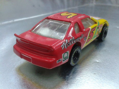 hot wheels - chevy monte carlo kellogg's de 1998 nascar bs