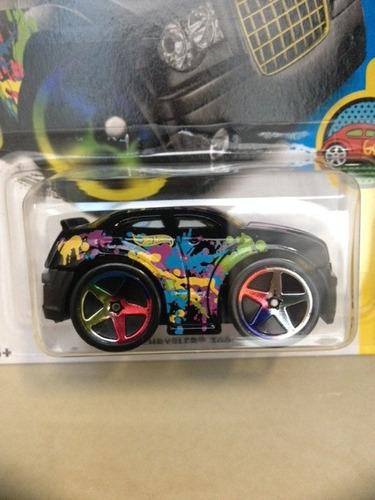 hot wheels chrysler 300 c art cars track star