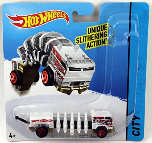 Hot wheels ciudad mutante m quinas poder de la pisada for Garage team city