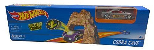 hot wheels cobra cave trackset