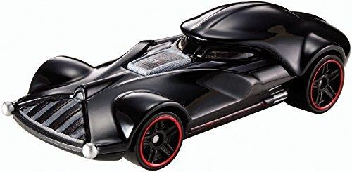 hot wheels coche de carácter star wars, darth vader