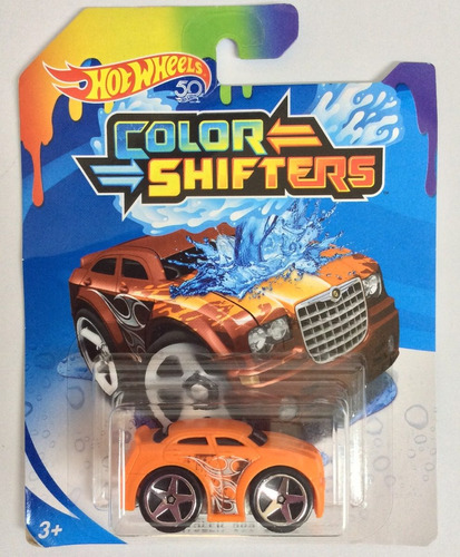 hot wheels color shifter
