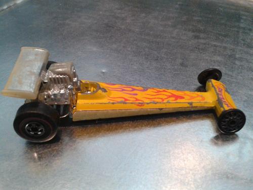 hot wheels - cool one o inferno de 1975  m.i. hong kong