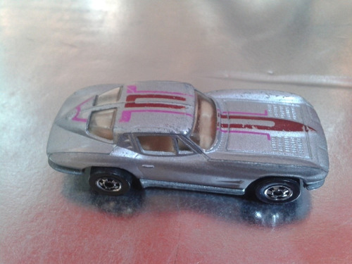 hot wheels - corvette split window 63 de 1988 hong kong
