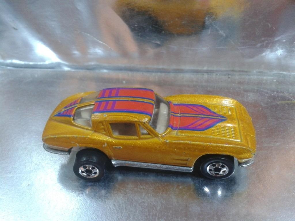 Hot Wheels Corvette Split Window 63 Hi Rakers De 1983