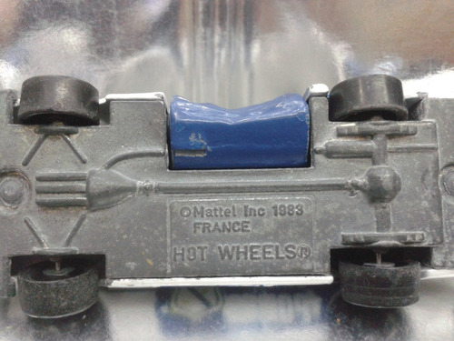 hot wheels - crack ups patrol de 1984 francia mexicano bs