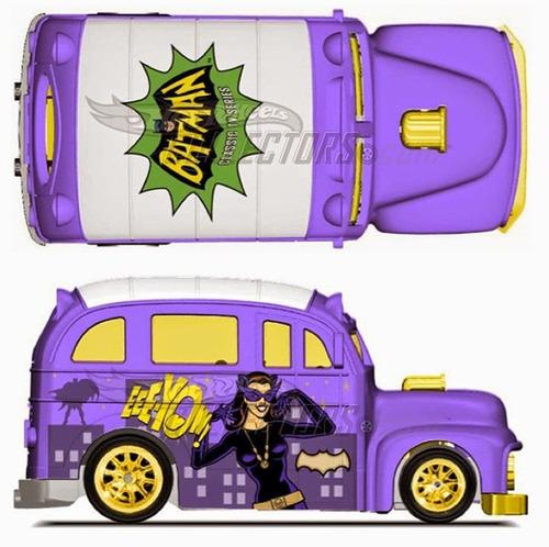 hot wheels cultura pop batman school busted