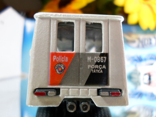 hot wheels dairy delivery policia pm exclusiva macdonis