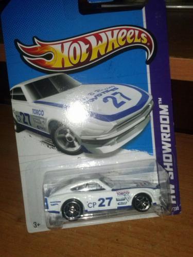 hot wheels datsun 240z 2012