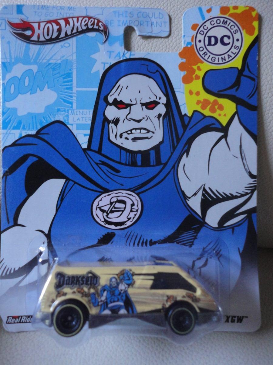 0d685e21cc Hot Wheels Dc Comics Dream Van Xgw Darkseid -   140.00 en Mercado Libre