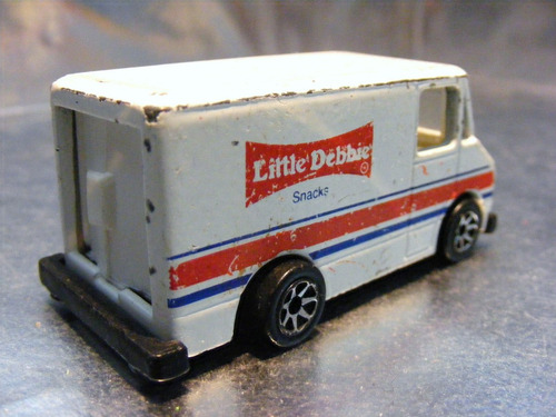 hot wheels - delivery truck de 1995  malaysia