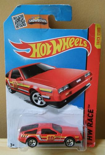 hot wheels delorean