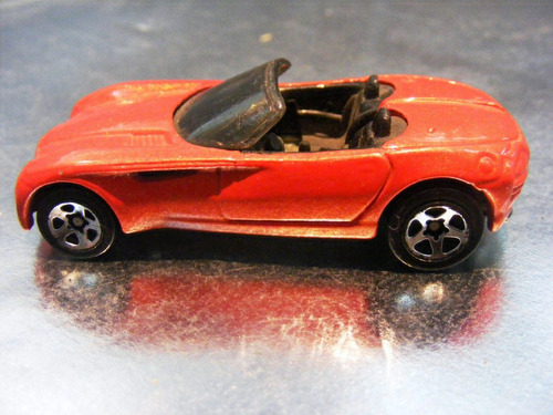 hot wheels - dodge concept car de 1998  malaysia 1a edicion