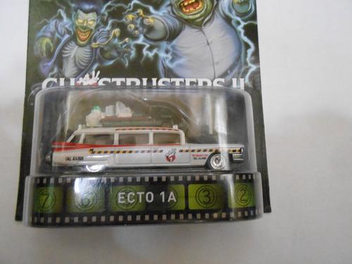 hot wheels ecto 1a serie retro llantas goma