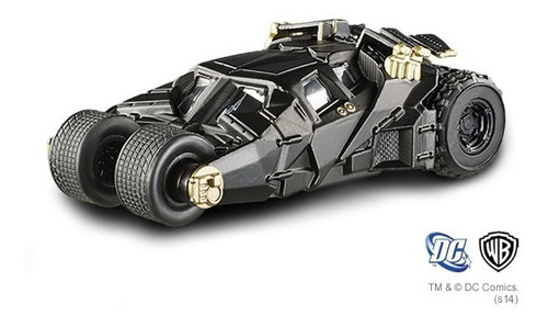 hot wheels elite one batmobile the dark knight trilogy 1:50