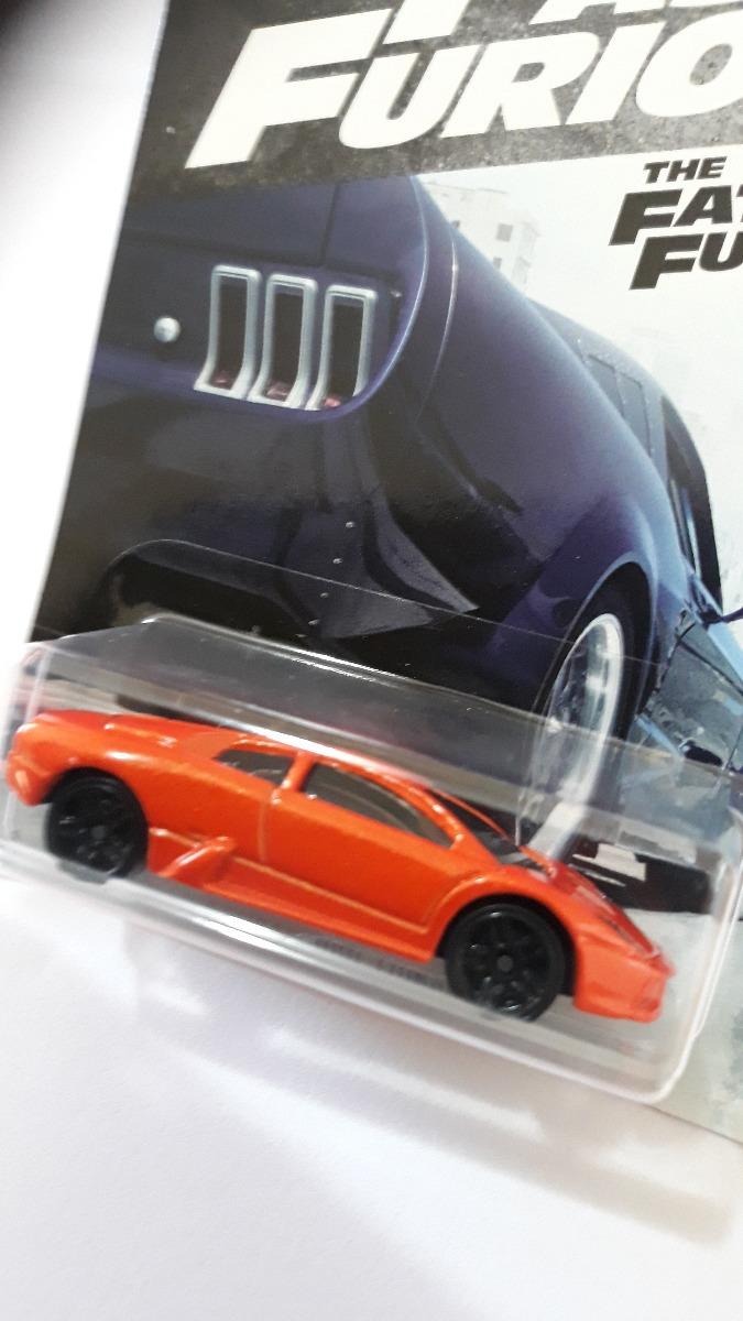 Hot Wheels Fast Furious Lamborghini Murcielago 2018 Lacrad R 43
