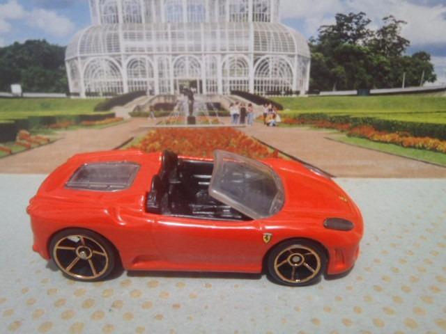 Hot Wheels Ferrari F430 Spider 2006 #033 F T E Gariba58