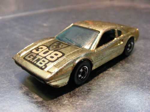 hot wheels - ferrari race bait 308 de 1979 coleccionistas!!!