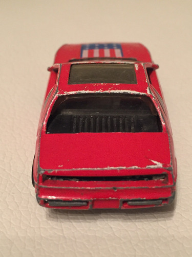 hot wheels fiero 2m4 vintage 1984