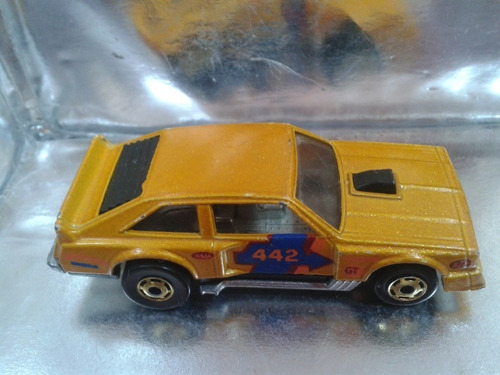 hot wheels - flat out 442 de 1983 hong kong