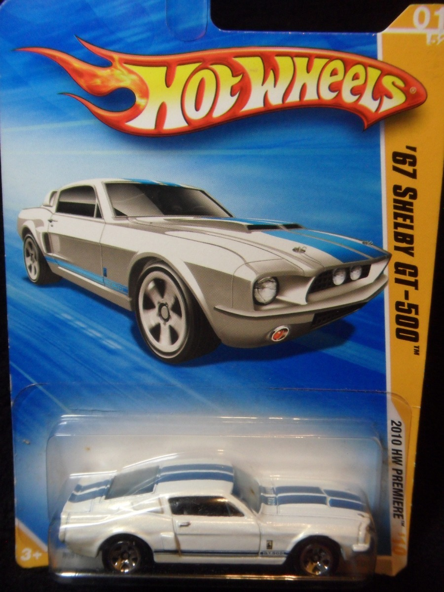 Hot wheels ford mustang shelby gt500 1967 164 metal c020 carregando zoom