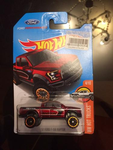 hot wheels ford performance '17 ford f-150 raptor
