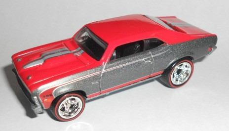 Hot wheels garage 1968 chevy nova roda borracha 20 car for Garage jm auto audincourt