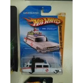 Hot Wheels Ghostbusters Cazafantasmas
