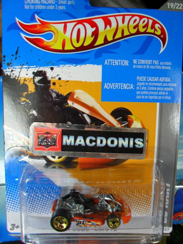 hot wheels go kart 244 2012 espetacular lacrado blister. Black Bedroom Furniture Sets. Home Design Ideas