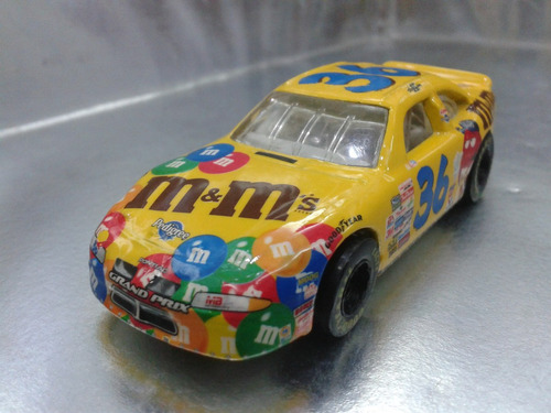 hot wheels - grand prix m&m´s snickers thailand bs