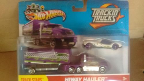 hot wheels hauler  hiway hauler