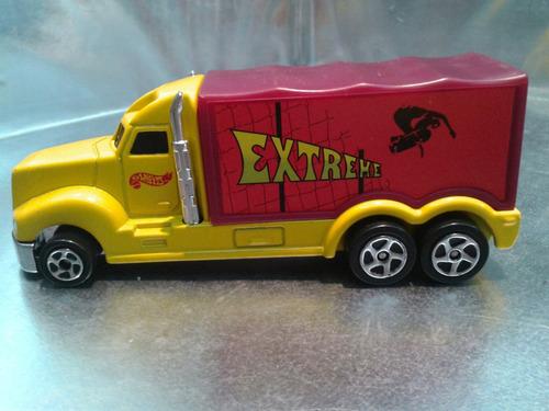 hot wheels - haulers truck de 1998 extreme