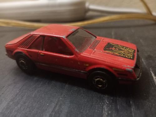 hot wheels hong kong 1979 mustang cobra (pieza rara)