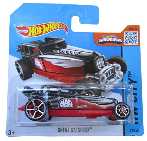 hot wheels hw city 13/250 gran gatspeed en la t envío gratis