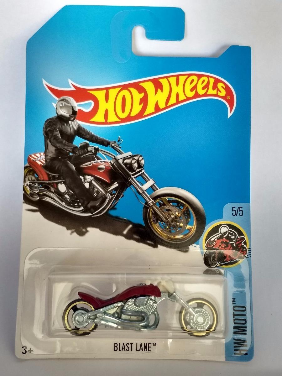 Moto Metal Wheels >> Hot Wheels - Hw Moto - Blast Lane (t-hunt) - R$ 54,99 em Mercado Livre