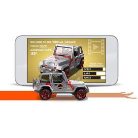Hot Wheels Id Jurassic Park Jeep 2020