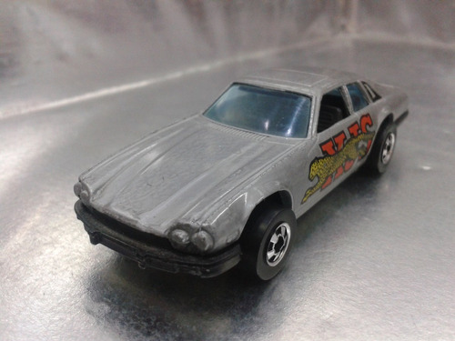 hot wheels - jaguar xjs 1a edicion de 1978 m.i. hong kong #2