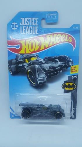 hot wheels justice league batmobile batman