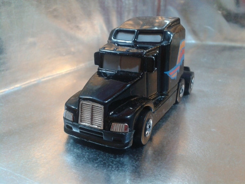 hot wheels - kenworth big rig 1a edición de 1989 malaysia