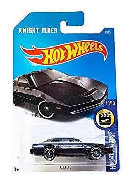 hot wheels kitt k.i.t.t. auto fantastico knight ride