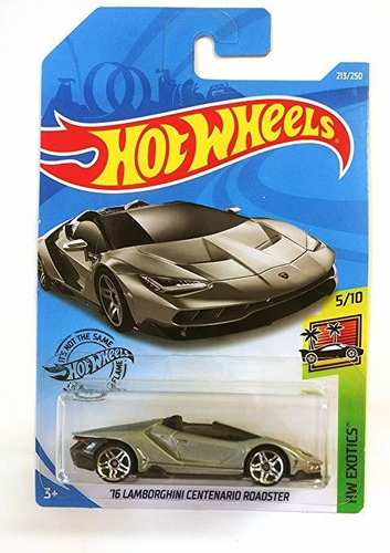 hot wheels lamborghini centenario roadster 1916