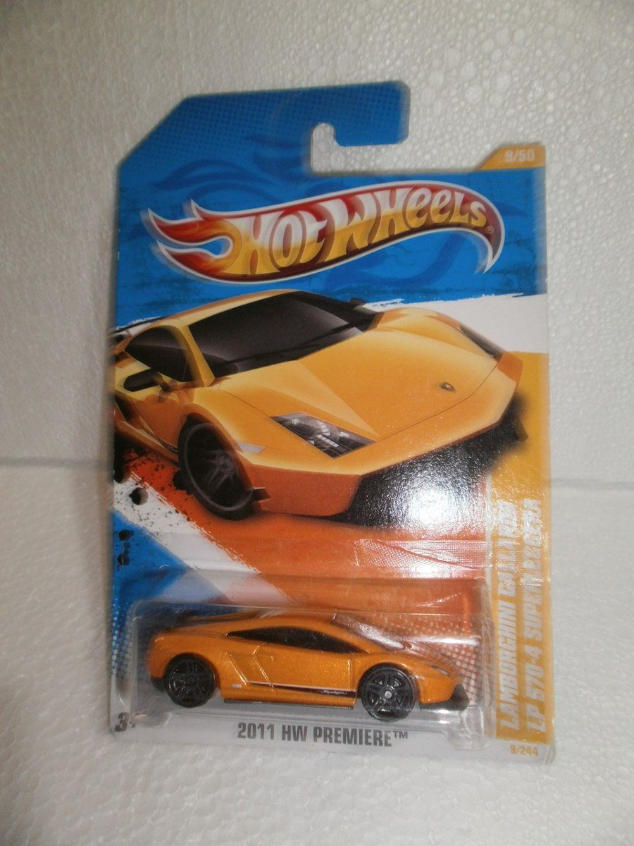 hot wheels lamborghini gallardo lp 570 4 superleggera 1 64 en merca. Black Bedroom Furniture Sets. Home Design Ideas