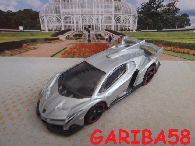 Hot Wheels Lamborghini Veneno 2014 Speed Team New M Gariba58