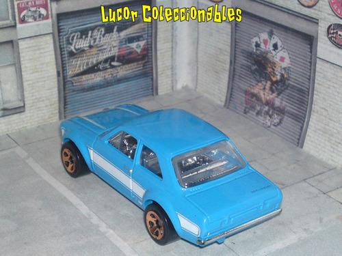 hot wheels loose rapido y furioso '70 ford escort lcatoy79