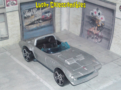 hot wheels loose rapido y furioso corvette roadster lcatoy79