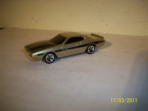 hot wheels lote3 coches firebird 69 charger 74 cadillac v-16