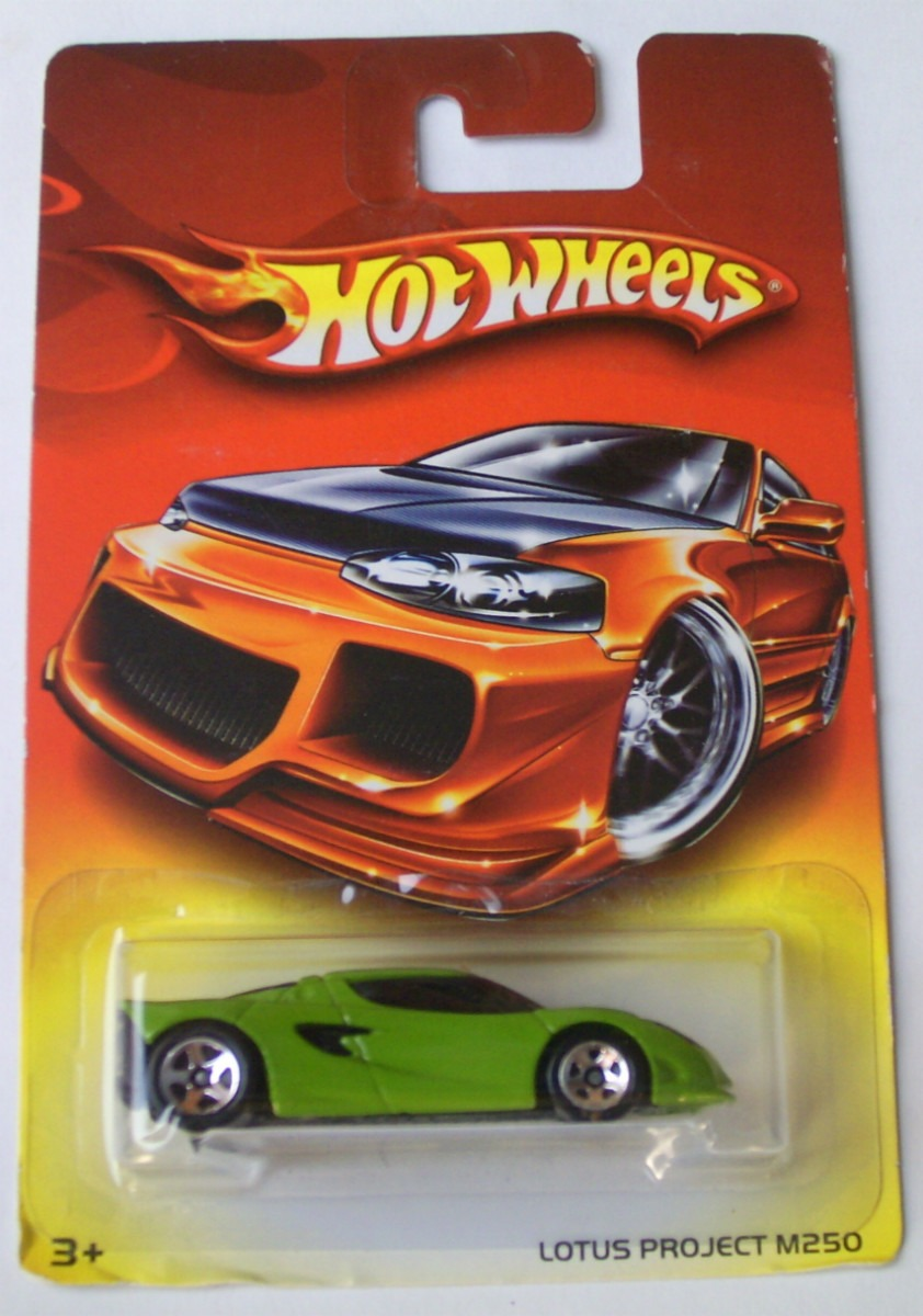 Hot wheels lotus project m 250 a o 2007 red card vikingo45 cargando zoom