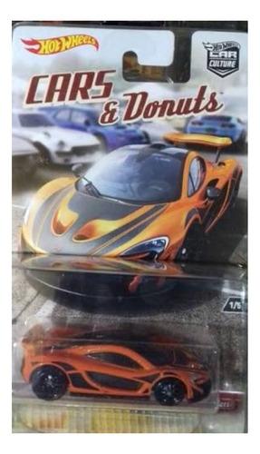 hot wheels maclaren llanta de goma