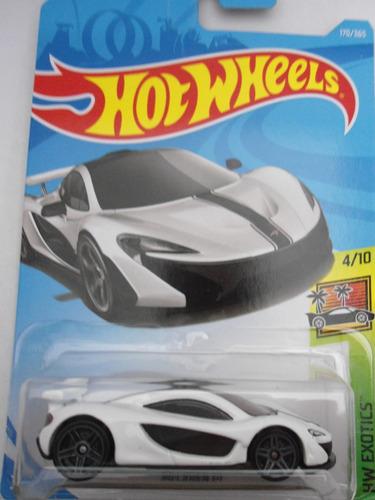 hot wheels : mclaren p1