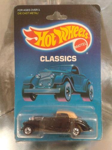 hot wheels - mercedes 540k de 1988 malaysia
